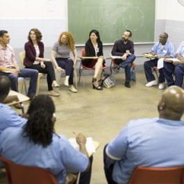 Spotlight on the Northwestern Prison Education Program