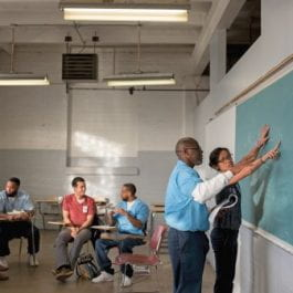 Prison Education Unlocks Potential