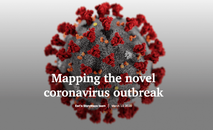 corona virus molecule