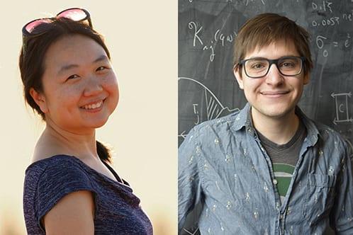 IDEAS Trainees Awarded Prestigious Fellowships