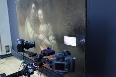 3D-scanning-Rembrandt-Zaman