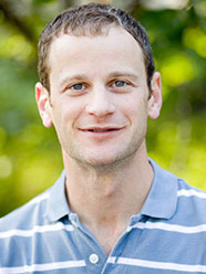 A headshot of Jeremy Birnholtz.