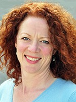 A headshot of Dr. Judy Moskowitz.