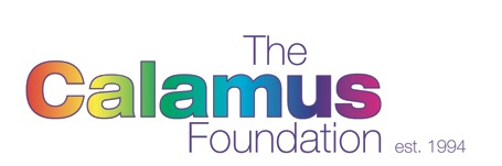 The logo for the Calamus Foundation