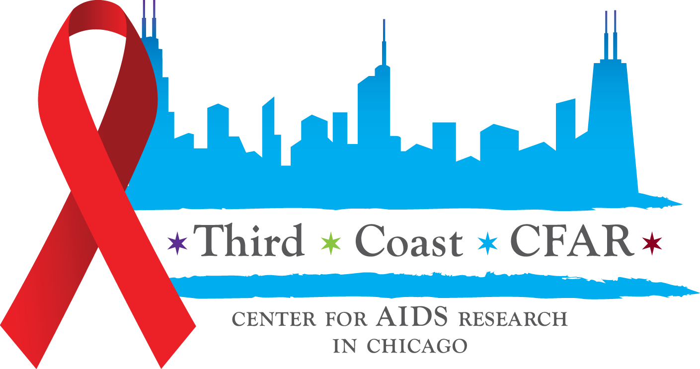 The logo for the Third Coast Center for AIDS Research