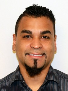 A headshot of Christian Castro.