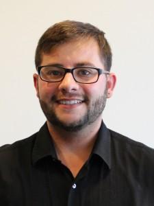 A headshot of Trey Dellucci.