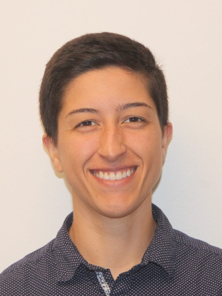 A headshot of Rachel Marro