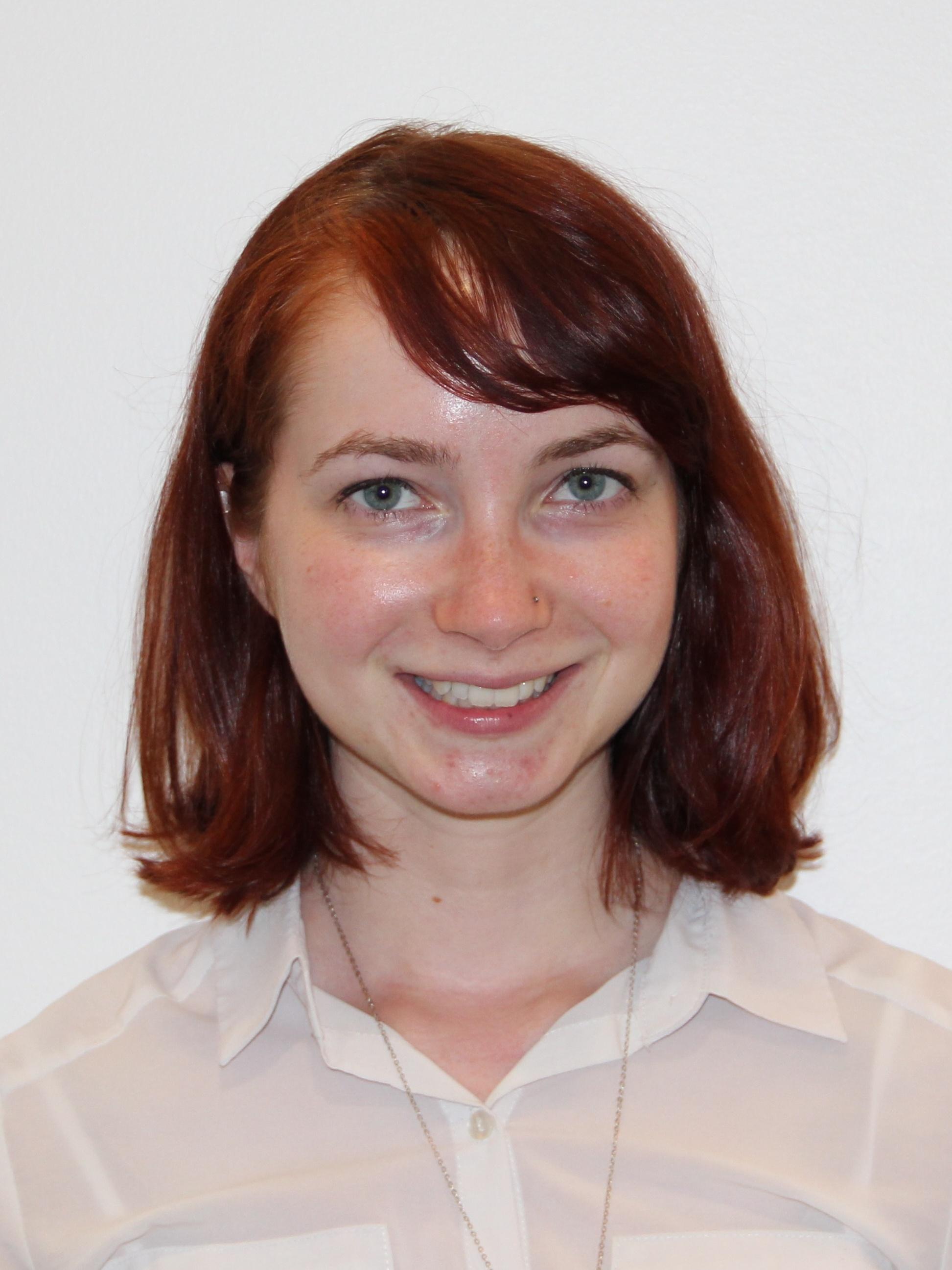 A headshot of Arielle Zimmerman