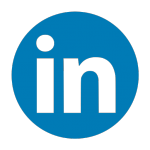 An icon for LinkedIn