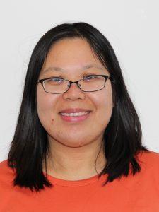 A headshot of Jen Zhou.