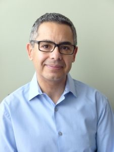A photo of Dr. Hector Carrillo.