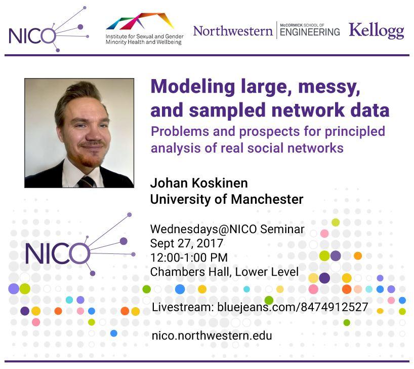 Wednesdays@NICO flyer