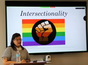 Eileen explains the role intersectionality plays in work with LGBTQ+ youth of color.