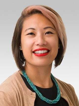 A headshot of Dr. Kathryn Macapagal.