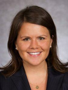 A headshot of Dr. Leah Neubauer