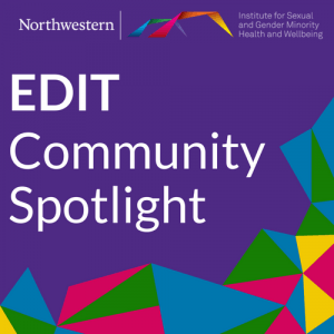 EDIT Community Spotlight logo