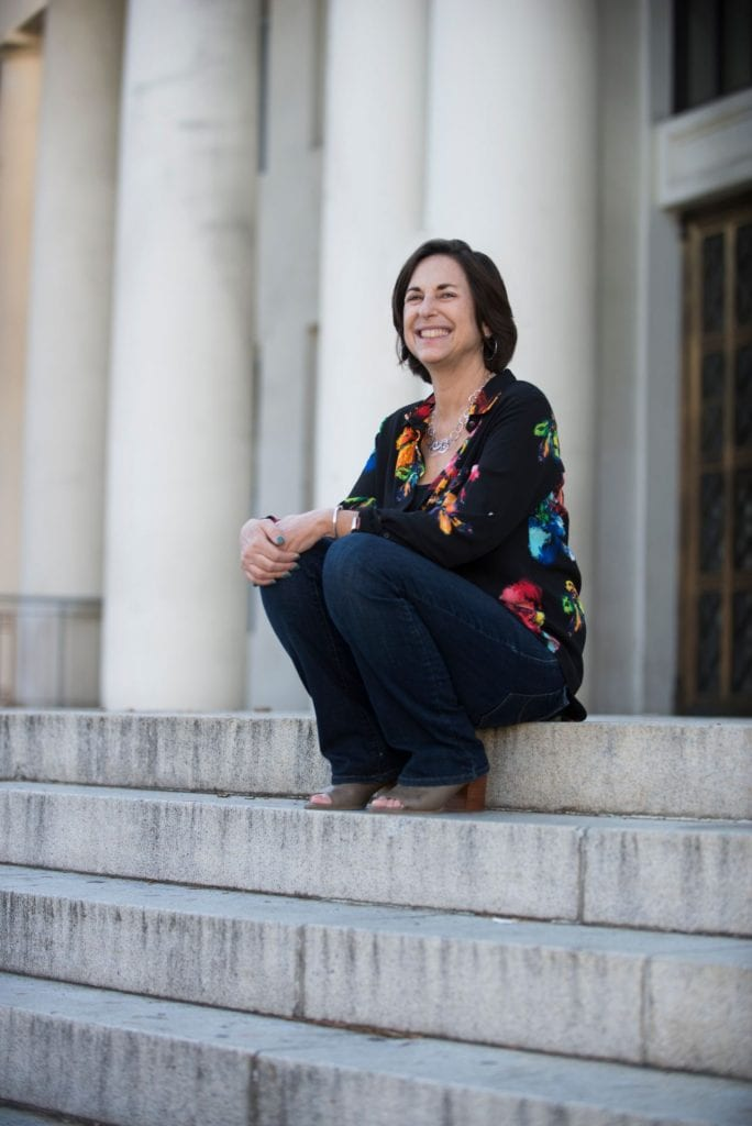 A photo of Deb Levine