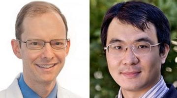 Liu and Wertheim Honored with Presidential Early Career Awards Portraits