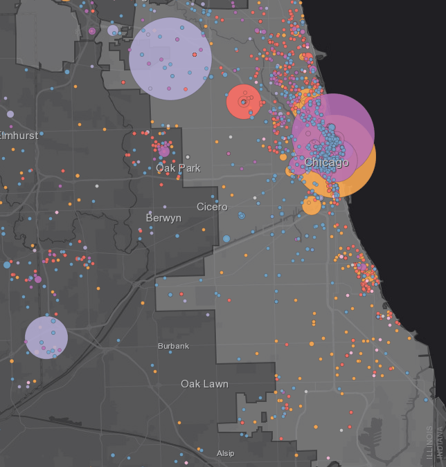 A View of the Money Behind Chicago's Mayoral Election