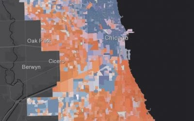 Historical Firsts and National Trends in Chicago's Election