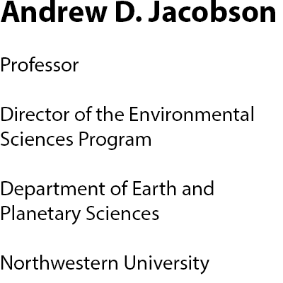 Andrew D. Jacobson