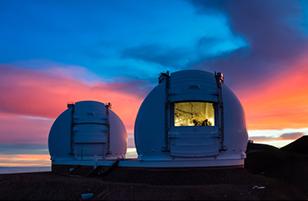 W. M. Keck Observatory (Hawaii)
