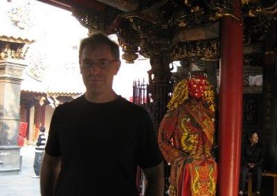 Mazu temple Taiwan