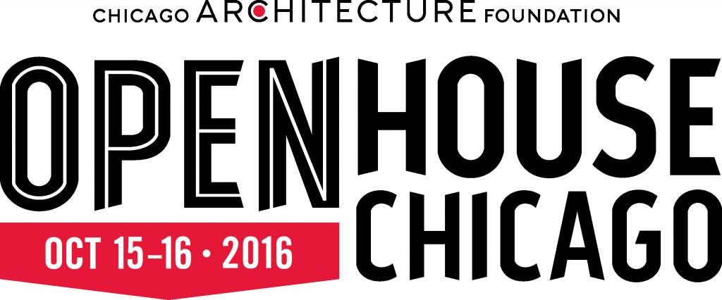 Open House Chicago logo 2016