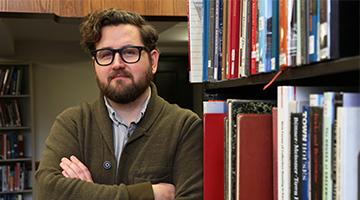 Josh Honn, Digital Humanities Librarian