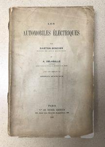 Automobiles Electriques