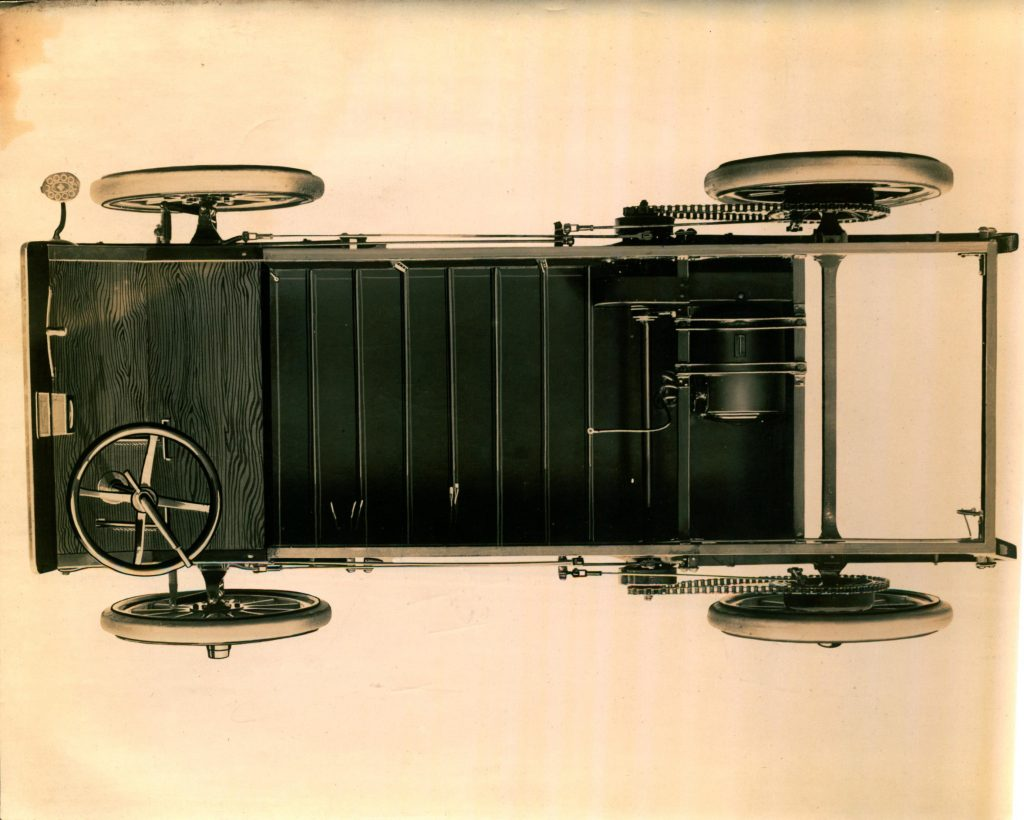 Detroit Electric Chassis