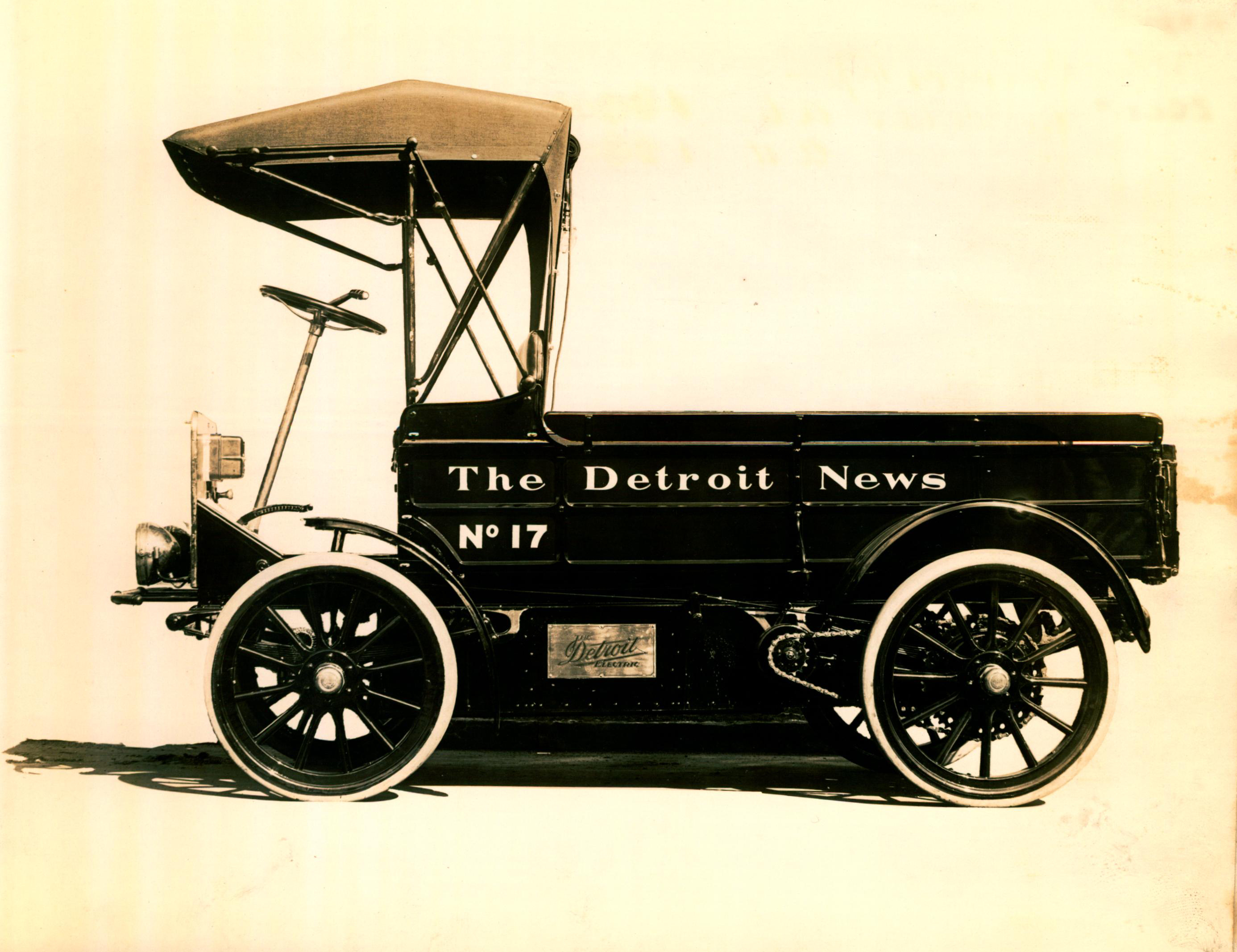 Detroit Electric News