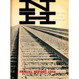 New Haven Railroad 1954 Annual Report