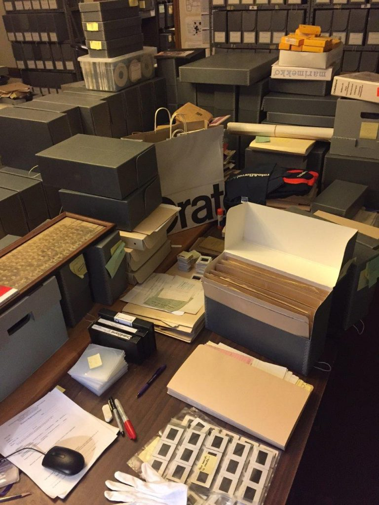 Archival Processing Workspace
