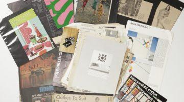 catalog clippings