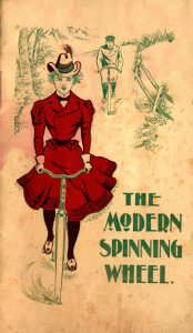 Modern Spinning Wheel catalog cover