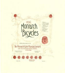 Monarch Cycles Title Page