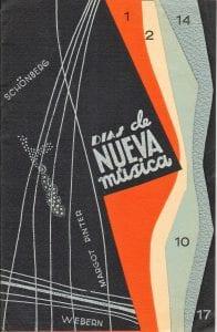 Dias de Nueva Musica 1959