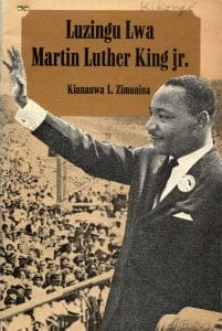 MLK biography from Zaire