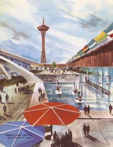 Northern Pacific Menu, 1962