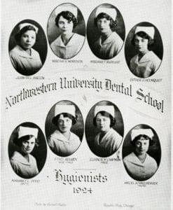 hygienists 1924