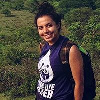 Lucero Flores, Undergraduate Student ('18)