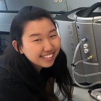 Christine Lee, Undergraduate Student ('20)