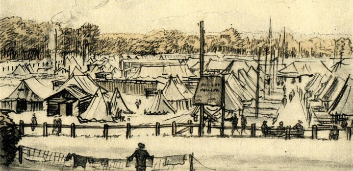 Drawings of the Camp
