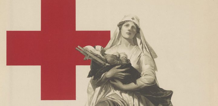 """The greatest mother in the world."" Alonzo Earl Foringer: 1918; American Red Cross."
