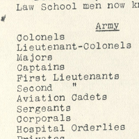 Soldiers' Newsletter, 29 March 1918