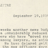 Soldiers' Newsletter, 19 September 1917