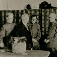 Photograph of Selective Service, 1918