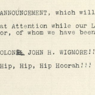 Soldiers' Newsletter, 26 February 1918